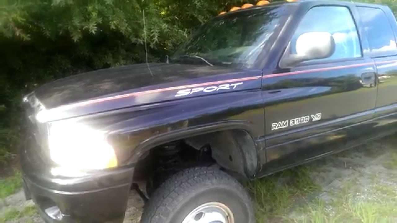 1999 Dodge Ram 3500 V10 4x4