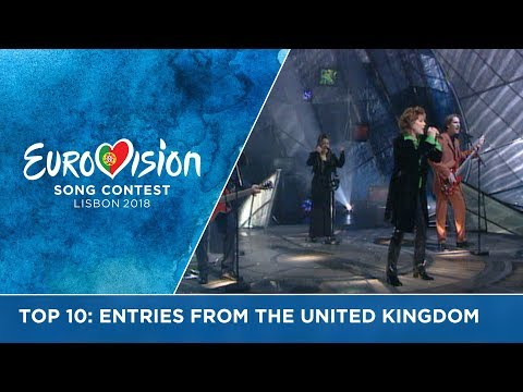 TOP 10: Entries from the United Kingdom