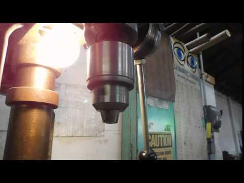 Lot #0114: Chicago Industrial Heavy Duty Drill Press