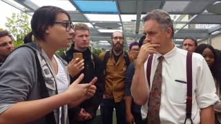 SJW Retards Attack Professor Jordan Peterson at UofT