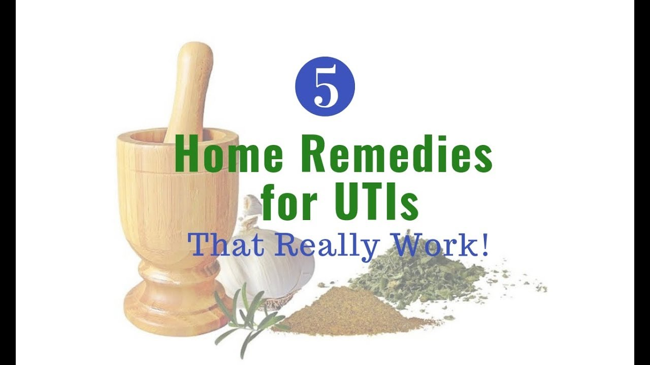 5 Home Remedies for UTI That REALLY Work! - Healy Eats Real