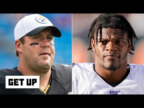 Are The Steelers A Serious Threat To The Ravens In The AFC North?   Get Up