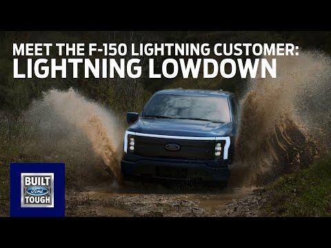 F-150 Lightning Lowdown: Meet the F-150 Lightning Customer | Ford