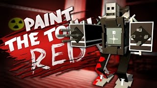GIANT MECH AND STEALTH LEVEL - Best User Made Levels - Paint the Town Red