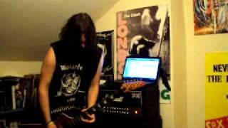 Motörhead - I Know How To Die Cover