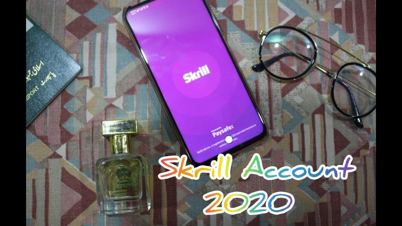Free Skrill Account