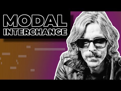 "Modal Interchange – How to Write a Melody with Music Theory from Opeth ""Heart in Hand"""