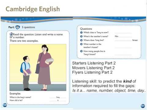 Tips and Tricks to prepare your learners for Cambridge English: Young Learners - Karen Elliott