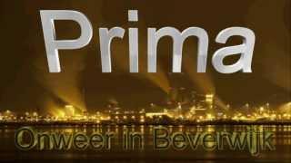 Prima -  Onweer in Beverwijk  - 1985  - Vinyl Rip
