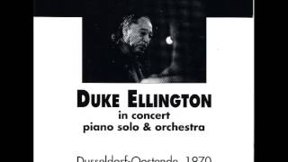 Duke Ellington piano solo [Rarest of the rare recordings!]