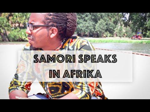 Repatriation to Ghana Week 1 -Samori Speaks