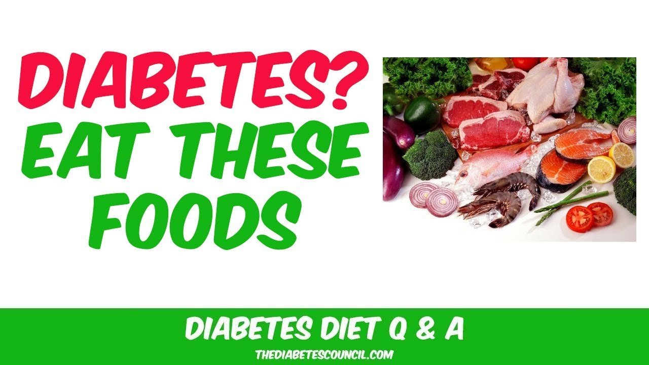 Diabetes Foods To Eat List Of Foods To Eat If You Have Diabetes