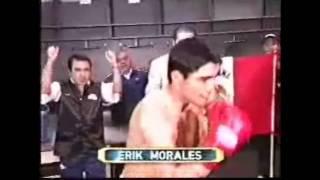 Erik Morales Vs Juan Manuel Marquez