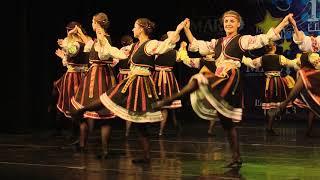 Народные танцы, Хореограф Любовь Марчукова, школа танцев МАРТЭ