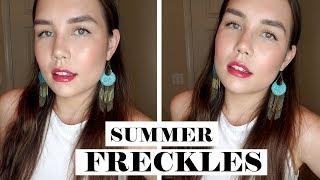 Summer Freckles & Juicy Lips | Alexa Blake