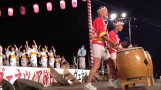 2016.7.29 ふれこみ入場と開祭式