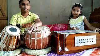 Bolo sham sham sham song cover ( Sagarika Roy ft  Debojit Banik)