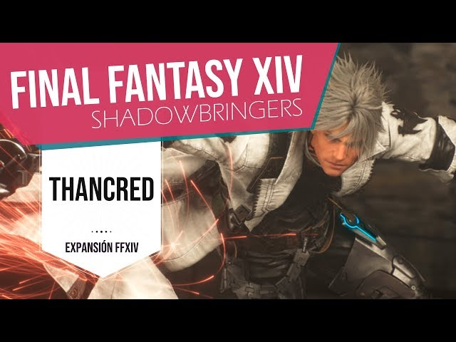 thancred video, thancred clip