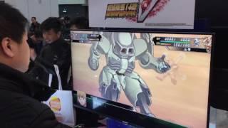 [HD]機戰V PS4版Demo試玩(2017年C3展)