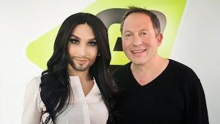 Conchita Wurst - BAYERN 3 - Stars am Sonntag - Mensch, Otto! 01.03.2015