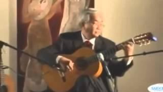 HOA VÀNG MẤY ĐỘ (Trịnh Công Sơn) - Võ Tá Hân độc tấu guitar