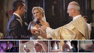 Lenka a Vlado - krátky svadobný videoklip