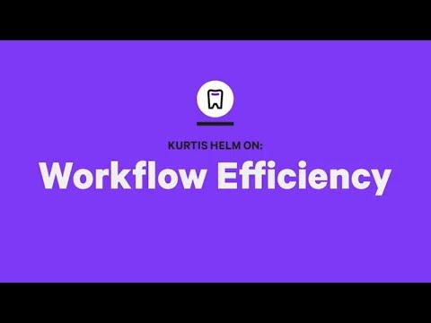 Workflow Efficiency - Helm Dental Lab   The Bottom Line 👉 Dental Lab Success Stories
