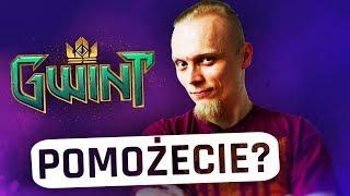 Zapis live - Gwint - Pomożecie? Uczymy się grać :)