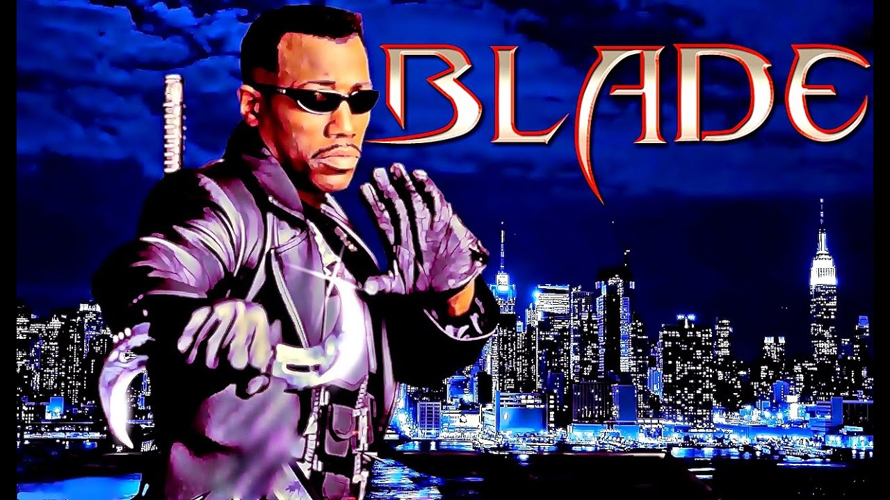 10 Things You Didnt Know About Blade(Movie)