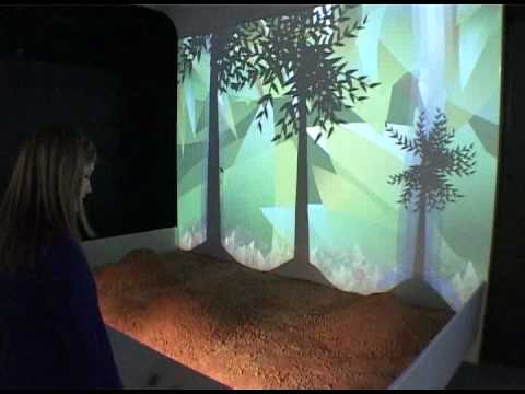 Cadbury world - Interactive Installations
