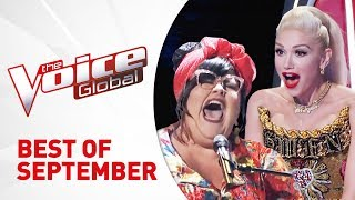 Download lagu BEST OF SEPTEMBER 2019 in The Voice