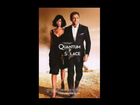 Quantum of Solace soundtrack- Green and Camille