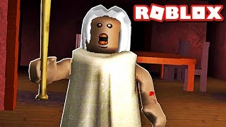 THE GREAT MOTHER GRANNY IN ROBLOX!