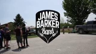 Lawn Chair Lazy - The James Barker Band (Behind the Scenes)