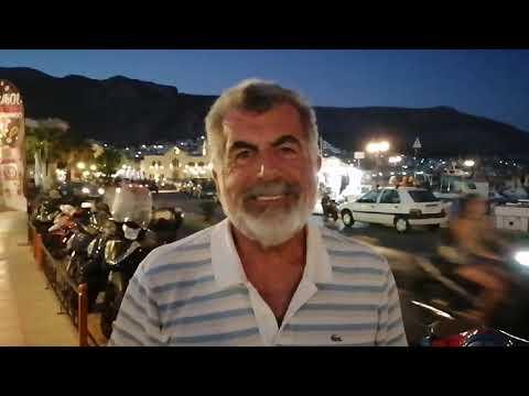 Σε Λέρο και Κάλυμνο ο π. βουλευτής Γιώργος Κασσάρας