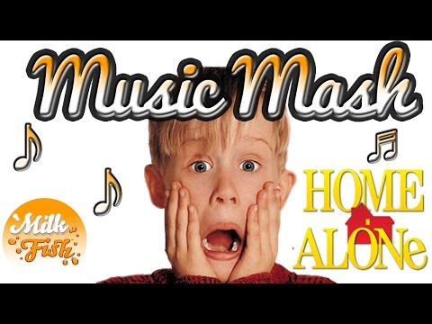 Home Alone 25th Anniversary child friendly! YTP Juniors MUSIC MASH