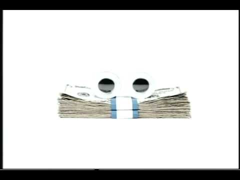 New Geico Commercial - Money With Eyes