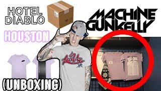 Machine Gun Kelly Hotel Diablo Tour | Merch