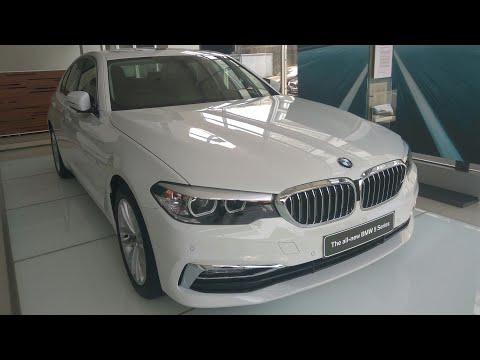 BMW 530i Luxury Line [G30] First Impression Review Indonesia