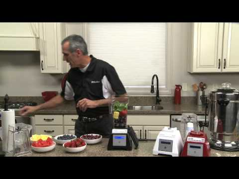 Smoothie - Blendtec Demonstrations