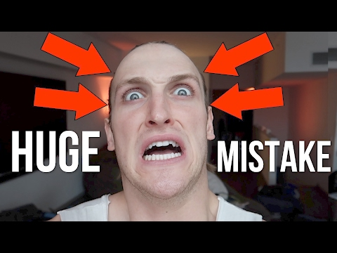 Thumbnail: ALL MY HAIR IS GONE!