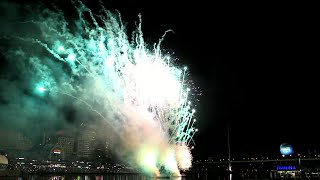 Sydney Darling Harbour Fireworks - April 30, 2016