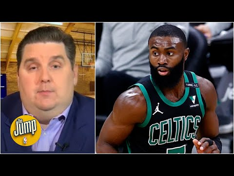 There are only 3 or 4 NBA players I'd trade Jaylen Brown for – Brian Windhorst | The Jump