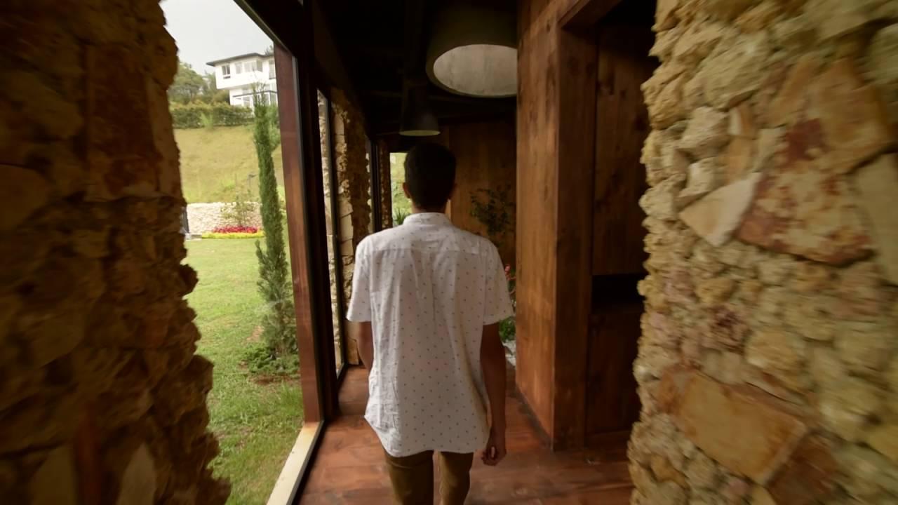 GOZU HOUSE IN ANTIOQUIA, COLUMBIA