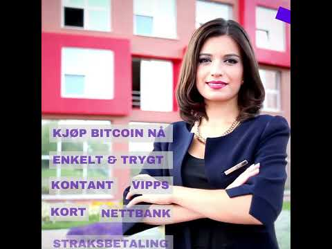 Kjøpe Bitcoin i Norge - Vipps -Bank - Kort - Kontant -Kjøpe Bitcoin i Norge