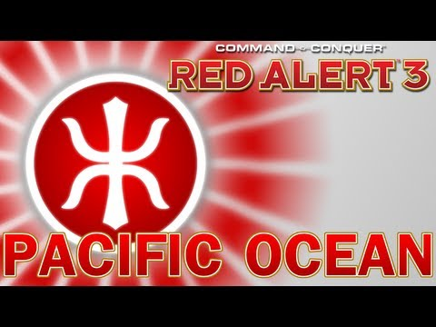 Command & Conquer: Red Alert 3 Co-Op - Empire of the Rising Sun Mission 5, Pacific Ocean