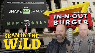 SEAN IN THE WILD | IN-N-OUT VS. SHAKE SHACK