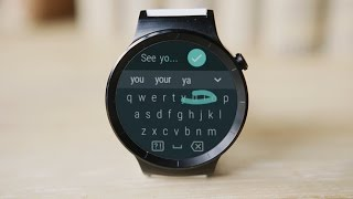 Обзор Android Wear 2.0 beta