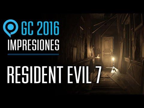 RESIDENT EVIL 7 - Lo hemos JUGADO con y sin Realidad Virtual. ¿Miedo?