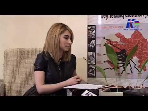 """""""Qarabağ xatirələri"""" millət vəkili Flora Qasımova ilə"""